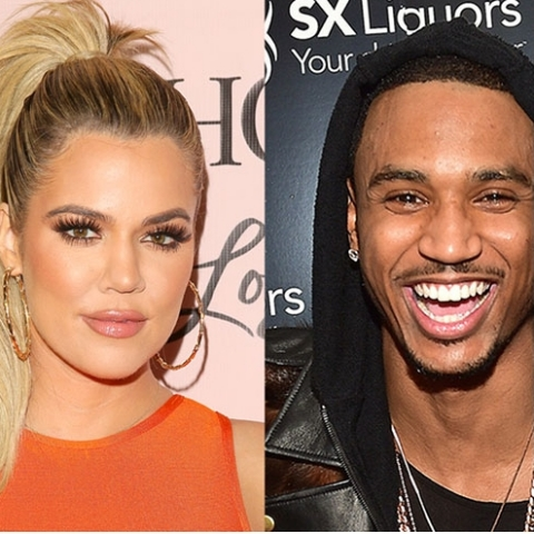 Khloe Kardashian and Trey Songz Seen 'Making Out' During Late Night in Las Vegas